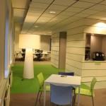 Kantoor dat luistert werkplekken Groningen flexibele werkplek vergaderen Stadspark kantoorunit lekkere koffie flexwerkplek flexplek kantoorruimte zakelijk
