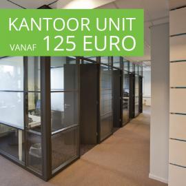 Kantoorunit B 125 euro